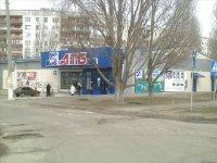 Билборд №234965 в городе Рубежное (Луганская область), размещение наружной рекламы, IDMedia-аренда по самым низким ценам!