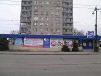 Билборд №235021 в городе Кропивницкий(Кировоград) (Кировоградская область), размещение наружной рекламы, IDMedia-аренда по самым низким ценам!