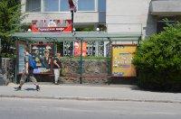 Ситилайт №235110 в городе Херсон (Херсонская область), размещение наружной рекламы, IDMedia-аренда по самым низким ценам!