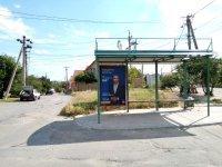 Ситилайт №235125 в городе Херсон (Херсонская область), размещение наружной рекламы, IDMedia-аренда по самым низким ценам!