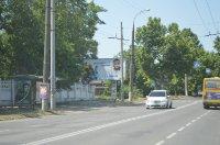 Ситилайт №235127 в городе Херсон (Херсонская область), размещение наружной рекламы, IDMedia-аренда по самым низким ценам!