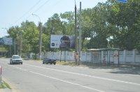 Ситилайт №235128 в городе Херсон (Херсонская область), размещение наружной рекламы, IDMedia-аренда по самым низким ценам!