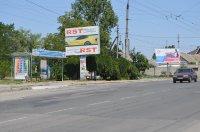 Ситилайт №235133 в городе Херсон (Херсонская область), размещение наружной рекламы, IDMedia-аренда по самым низким ценам!