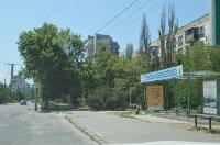 Ситилайт №235134 в городе Херсон (Херсонская область), размещение наружной рекламы, IDMedia-аренда по самым низким ценам!