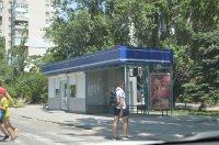 Ситилайт №235136 в городе Херсон (Херсонская область), размещение наружной рекламы, IDMedia-аренда по самым низким ценам!