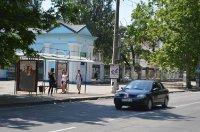 Ситилайт №235167 в городе Херсон (Херсонская область), размещение наружной рекламы, IDMedia-аренда по самым низким ценам!