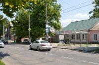 Ситилайт №235171 в городе Херсон (Херсонская область), размещение наружной рекламы, IDMedia-аренда по самым низким ценам!