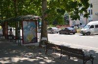 Ситилайт №235173 в городе Херсон (Херсонская область), размещение наружной рекламы, IDMedia-аренда по самым низким ценам!