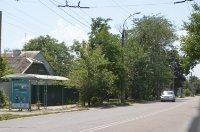 Ситилайт №235177 в городе Херсон (Херсонская область), размещение наружной рекламы, IDMedia-аренда по самым низким ценам!