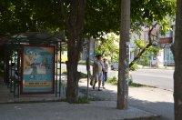 Ситилайт №235179 в городе Херсон (Херсонская область), размещение наружной рекламы, IDMedia-аренда по самым низким ценам!