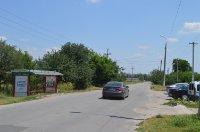 Ситилайт №235181 в городе Херсон (Херсонская область), размещение наружной рекламы, IDMedia-аренда по самым низким ценам!