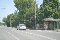 Ситилайт №235185 в городе Херсон (Херсонская область), размещение наружной рекламы, IDMedia-аренда по самым низким ценам!