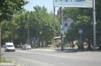 Ситилайт №235189 в городе Херсон (Херсонская область), размещение наружной рекламы, IDMedia-аренда по самым низким ценам!