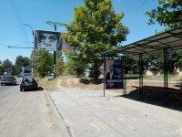Ситилайт №235190 в городе Херсон (Херсонская область), размещение наружной рекламы, IDMedia-аренда по самым низким ценам!