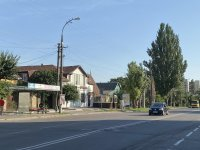 Ситилайт №235193 в городе Херсон (Херсонская область), размещение наружной рекламы, IDMedia-аренда по самым низким ценам!