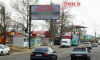 Билборд №235223 в городе Херсон (Херсонская область), размещение наружной рекламы, IDMedia-аренда по самым низким ценам!