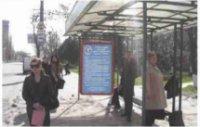 Ситилайт №235249 в городе Херсон (Херсонская область), размещение наружной рекламы, IDMedia-аренда по самым низким ценам!