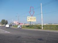 Билборд №235281 в городе Луцк (Волынская область), размещение наружной рекламы, IDMedia-аренда по самым низким ценам!
