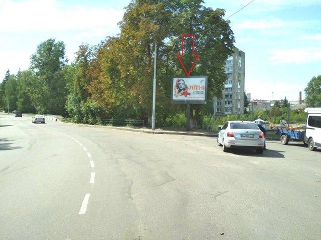 Скролл №235349 в городе Луцк (Волынская область), размещение наружной рекламы, IDMedia-аренда по самым низким ценам!