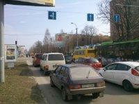 Билборд №235358 в городе Луцк (Волынская область), размещение наружной рекламы, IDMedia-аренда по самым низким ценам!