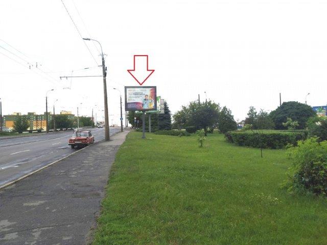 Скролл №235387 в городе Луцк (Волынская область), размещение наружной рекламы, IDMedia-аренда по самым низким ценам!