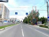 Экран №235390 в городе Луцк (Волынская область), размещение наружной рекламы, IDMedia-аренда по самым низким ценам!
