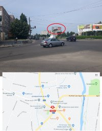 Билборд №235472 в городе Ковель (Волынская область), размещение наружной рекламы, IDMedia-аренда по самым низким ценам!