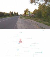 Билборд №235474 в городе Любомль (Волынская область), размещение наружной рекламы, IDMedia-аренда по самым низким ценам!