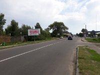 Билборд №235475 в городе Любомль (Волынская область), размещение наружной рекламы, IDMedia-аренда по самым низким ценам!