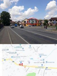Билборд №235476 в городе Горохов (Волынская область), размещение наружной рекламы, IDMedia-аренда по самым низким ценам!