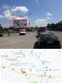 Билборд №235477 в городе Горохов (Волынская область), размещение наружной рекламы, IDMedia-аренда по самым низким ценам!