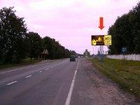 Билборд №235478 в городе Владимир-Волынский (Волынская область), размещение наружной рекламы, IDMedia-аренда по самым низким ценам!