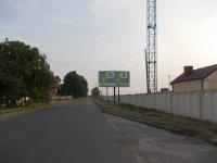Билборд №235480 в городе Владимир-Волынский (Волынская область), размещение наружной рекламы, IDMedia-аренда по самым низким ценам!
