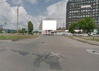 Брандмауэр №235502 в городе Харьков (Харьковская область), размещение наружной рекламы, IDMedia-аренда по самым низким ценам!