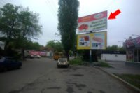 Билборд №235600 в городе Кременчуг (Полтавская область), размещение наружной рекламы, IDMedia-аренда по самым низким ценам!