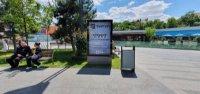 Ситилайт №235641 в городе Одесса (Одесская область), размещение наружной рекламы, IDMedia-аренда по самым низким ценам!