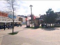 Ситилайт №235643 в городе Одесса (Одесская область), размещение наружной рекламы, IDMedia-аренда по самым низким ценам!