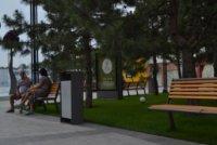 Ситилайт №235655 в городе Одесса (Одесская область), размещение наружной рекламы, IDMedia-аренда по самым низким ценам!