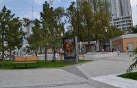 Ситилайт №235662 в городе Одесса (Одесская область), размещение наружной рекламы, IDMedia-аренда по самым низким ценам!