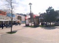 Ситилайт №235665 в городе Одесса (Одесская область), размещение наружной рекламы, IDMedia-аренда по самым низким ценам!