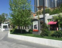 Ситилайт №235667 в городе Одесса (Одесская область), размещение наружной рекламы, IDMedia-аренда по самым низким ценам!