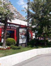 Ситилайт №235669 в городе Одесса (Одесская область), размещение наружной рекламы, IDMedia-аренда по самым низким ценам!