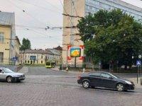 Экран №235718 в городе Львов (Львовская область), размещение наружной рекламы, IDMedia-аренда по самым низким ценам!