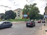 Экран №235720 в городе Львов (Львовская область), размещение наружной рекламы, IDMedia-аренда по самым низким ценам!