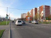 Экран №235723 в городе Львов (Львовская область), размещение наружной рекламы, IDMedia-аренда по самым низким ценам!