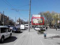 Билборд №235782 в городе Ивано-Франковск (Ивано-Франковская область), размещение наружной рекламы, IDMedia-аренда по самым низким ценам!
