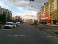Билборд №235790 в городе Ивано-Франковск (Ивано-Франковская область), размещение наружной рекламы, IDMedia-аренда по самым низким ценам!