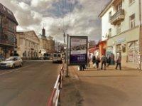 Ситилайт №235868 в городе Коломыя (Ивано-Франковская область), размещение наружной рекламы, IDMedia-аренда по самым низким ценам!