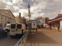 Ситилайт №235870 в городе Коломыя (Ивано-Франковская область), размещение наружной рекламы, IDMedia-аренда по самым низким ценам!
