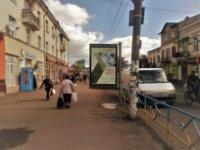 Ситилайт №235871 в городе Коломыя (Ивано-Франковская область), размещение наружной рекламы, IDMedia-аренда по самым низким ценам!